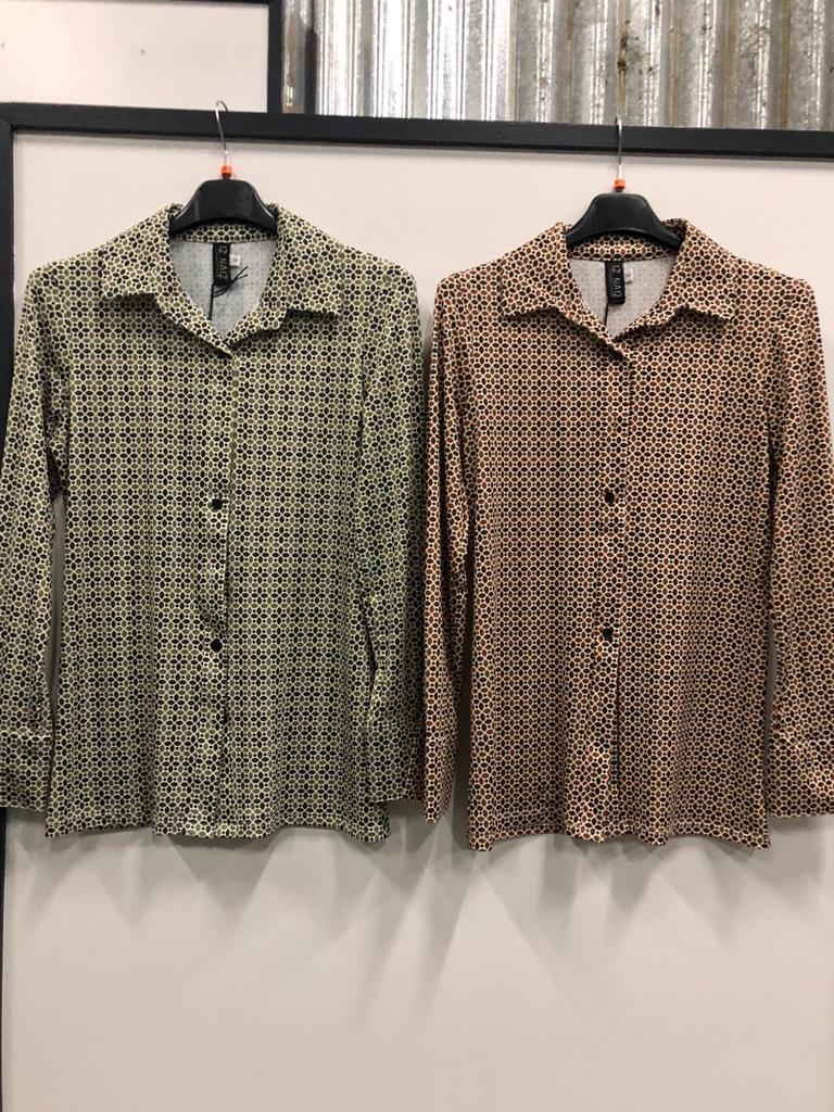 travelstof blouse